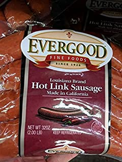georgia hot sausage