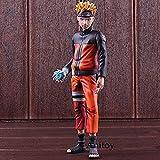 Huhu Romántico-Z Naruto Shippuden Toys Master Stars Piece MSP Uzumaki Naruto Figuras de acción Tamañ...