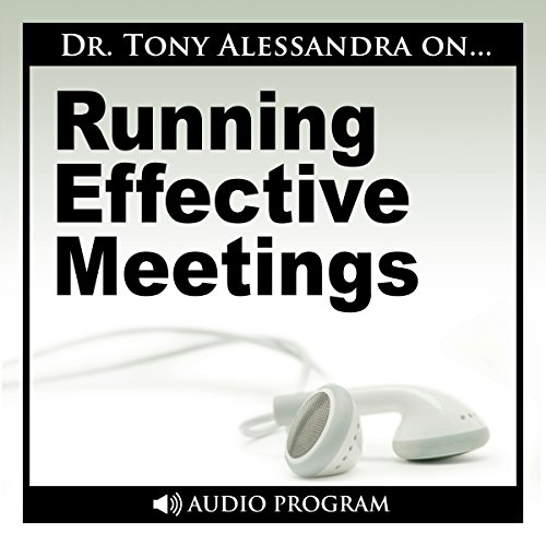 Running Effective Meetings audiobook cover art