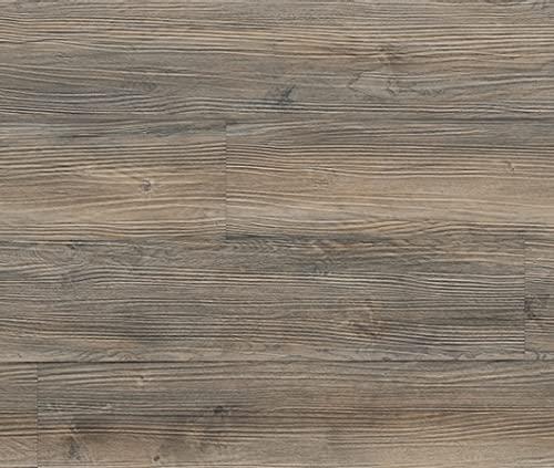 HORI® Klick-Vinylboden Burgeiche grau Chalet mit Microfase I für 23,33 €/m²