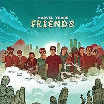 Friends (feat. Sodown, Daily Bread, Dirtwire, Break Science, Probcause & Artifakts)