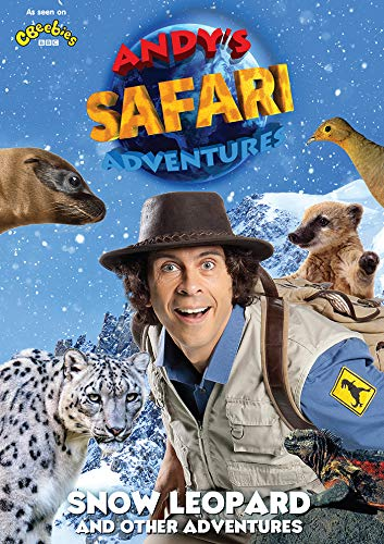Andy's Safari Adventures: Snow Leopard and Other Stories [DVD]