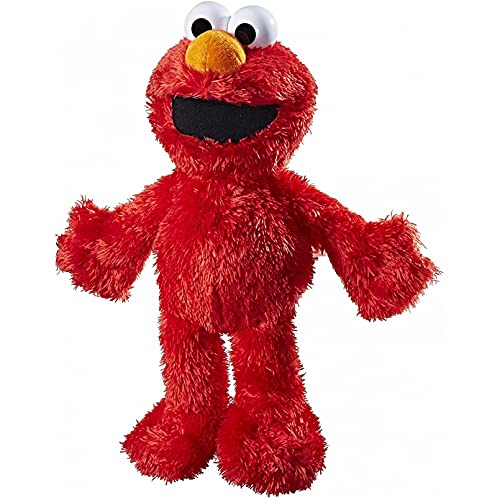 YNIEIAA 36Cm/14 Inch Sesame Street Elmo Plush Toy Soft Plush Doll Animal Red Plush Toy Children'S Gift, Suitable For Toys 1 Year Old And Above