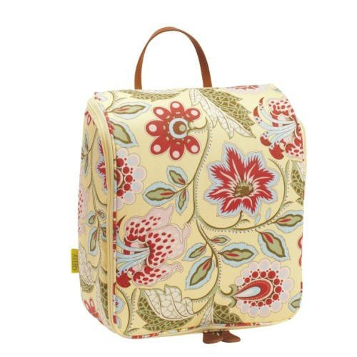 Amy Butler for Kalencom Sweet Traveler Ultimate Toiletry Bag Deco Blooms