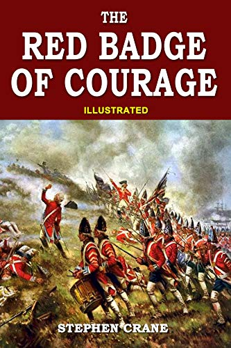 The Red Badge of Courage: Illustrated, Vintage Classics Edition, Original Classic Novel (English Edition)