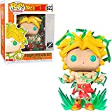 Lotoy Funko Pop Animation : Dragon Ball Z - Legendary Super Saiyan Broly 6inch Vinyl Gift for Anime ...
