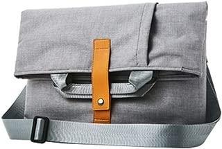 Zyyqt Men's Business Bag,Laptop Bag, Men's Handbag Casual Shoulder Bag Difference Bag Messenger Bag