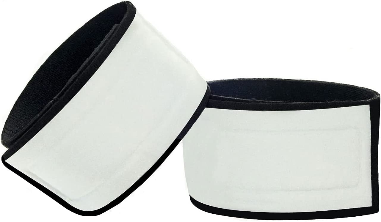 Finally popular brand Leg List price Shield Reflective Ankle Bands - Very Large Surfac