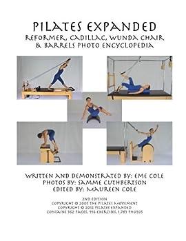 Pilates Expanded Reformer Cadillac Wunda Chair & Barrels Photo Encyclopedia