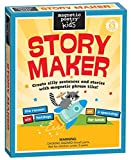Magnetic Poetry - Kids Story Maker Kit - Ages 5 and Up - Words for Refrigerator - Write Poems and Letters on The Fridge - Made in The USA
