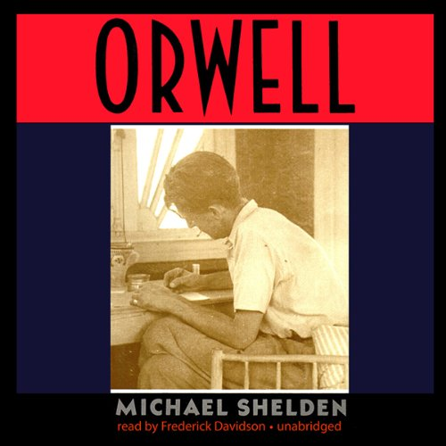 Orwell audiobook cover art