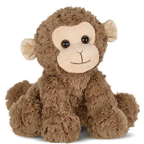 Bearington Giggles Plush Monkey Stuffed...