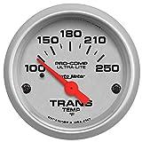 Auto Meter 4357 Ultra-Lite Electric Transmission Temperature Gauge, 2 1/16'