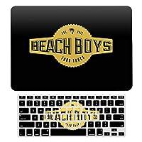 The Beach Boy MacBook Air 13 インチ ケース 衝撃吸収 薄型 対応 A1466/A1369 MacBook Air 13 キーボードカバー ラップトップ MacBook Pro 13 キーボードカバー MacBook Pro 13 インチ ケース カバー A1706/A1989/A2159