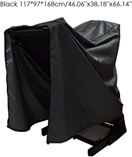N/P Treadmill Cover, Waterproof Treadmill Cover for Outside Storage, Folding Treadmill Cover, Dustproof and Waterproof Cover, Oxford Fabric Sports Running Machine Protective Cover