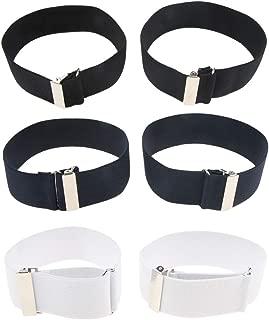 B Baosity Bretelle Schienale Con Elastico Bottoni Regolabili Accessorio Moda Per Pantaloni Casual