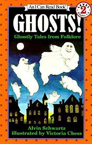 Ghosts!: Ghostly Tales from Folklore (I Can Read Level 2)の詳細を見る
