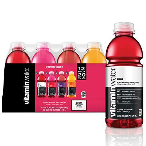 (43% OFF Deal) Nutrient Enhanced Water w/ Vitamins – 591 mL 12pk $14.09