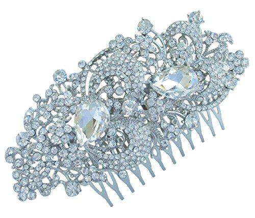 Wedding Hair Accessories-Sindary Jewelry Femme Aucun poinçon Alliage Kristall