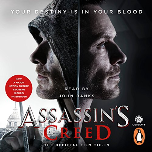 Assassin's Creed: The Official Film Tie-In audiobook cover art