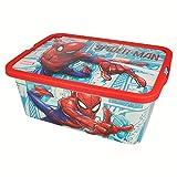 Stor Caja Click 13 L | Spiderman Comic Book