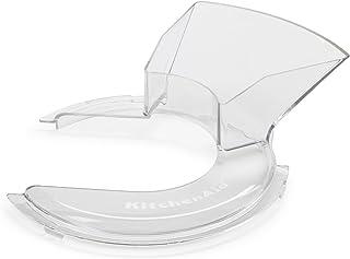 Kitchenaid Verseur protecteur pour mini robot Artisan 3,3 L, Transparent