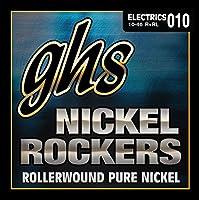 ghs エレキギター弦 NICKEL ROCKERS/ニッケル・ロッカーズ ライト10-46 R+RL