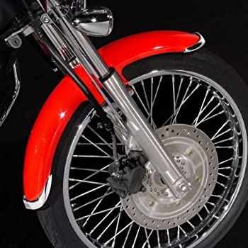 National Cycle Cast Rear Fender Tip For Kawasaki VN1500 Vulcan Classic 1996-2002 N720