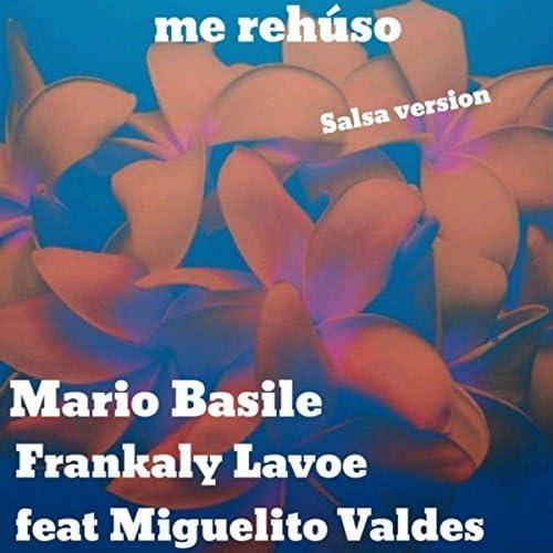 Frankaly Lavoe & Mario Basile feat. Miguel Valdes