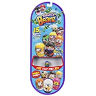 The collectable Beanz that come alive! They flip, they tip, they roll and topple. Instantly build up your Mighty Beanz collection with the Mighty Beanz Mega Pack Includes a massive 15 Mighty beanz in a variety of wild and wacky designs! Look for Rare...