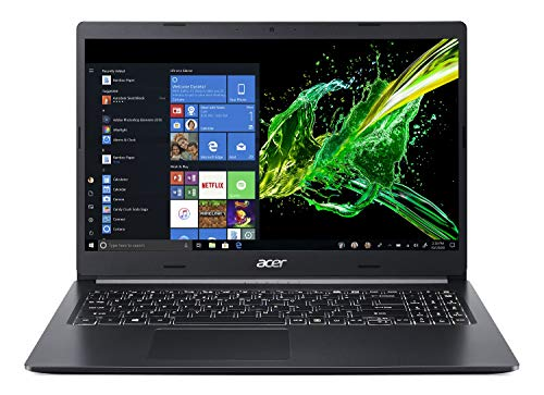 Acer Aspire 5 Slim Laptop, 15.6' Full HD IPS Display, 8th Gen Intel Core i7-8565U, NVIDIA GeForce MX250, 12GB DDR4, 512GB PCIe Nvme SSD, Windows 10 Home, A515-54G-73WC