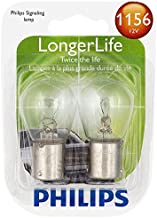 Philips 1156LLB2 LongerLife Mini Bulb