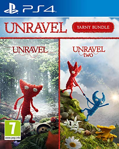Electronic Arts - Unravel Yarny Bundle (Unravel 1 & 2) /PS4 (1 GAMES)