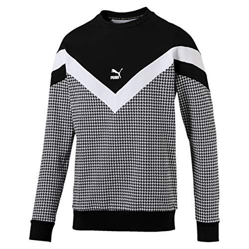 PUMA Herren Trend Sweatshirt schwarz M