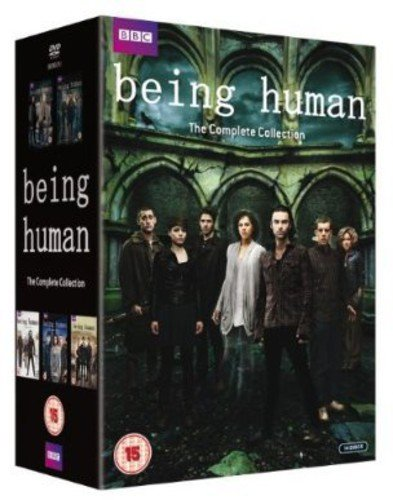 Being Human - Series 1-5 [14 DVD Boxset] [UK Import]