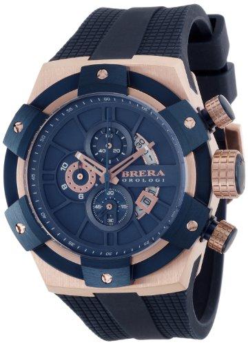 [ブレラ オロロジ] 腕時計 BRSSC4910 正規輸入品 ブルー
