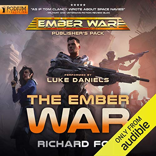 The Ember War Audiobook By Richard Fox cover art