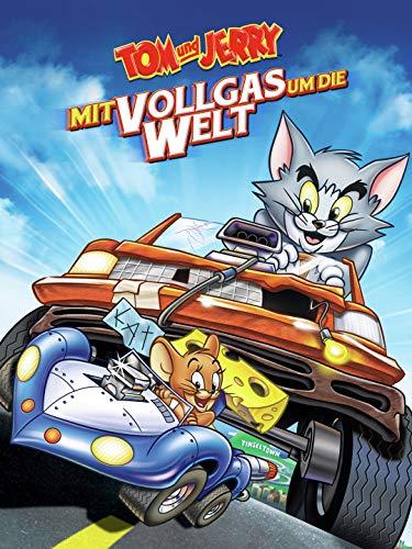Tom und Jerry - Mit Vollgas um die Welt [dt./OV]