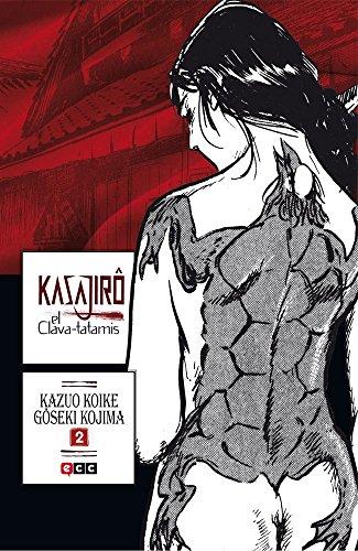 Kasajirô, el clava-tatamis 02 (Kasajirô, el clava-tatamis (O.C.))