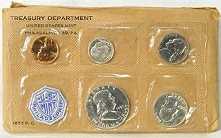 1955 Flat Pack Proof Set in Original Envelope & Sealed Plastic