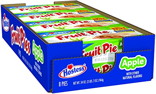Hostess Fruit Pie, Apple, 4.25 O...