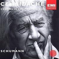CELIBIDACHE / M眉nchner Philharmoniker - Schumann: Symphonies Nos. 3 & 4 by Schumann