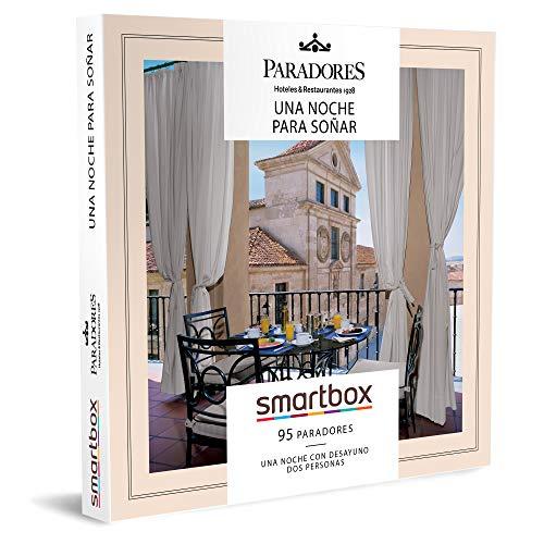 Smartbox - Caja Regalo Amor para Parejas - Paradores: Una Noche para soñar - Ideas Regalos Originales - 1 Noche con Desayuno para 2 Personas