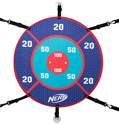 Nerf Sports Challenge Tailgate Target (red and blue)