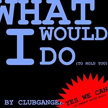 What Would I Do (To Hold You)