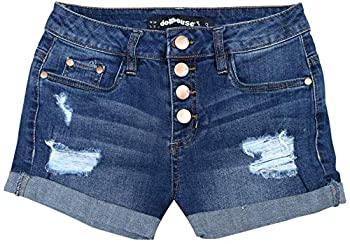 jean shorts for juniors