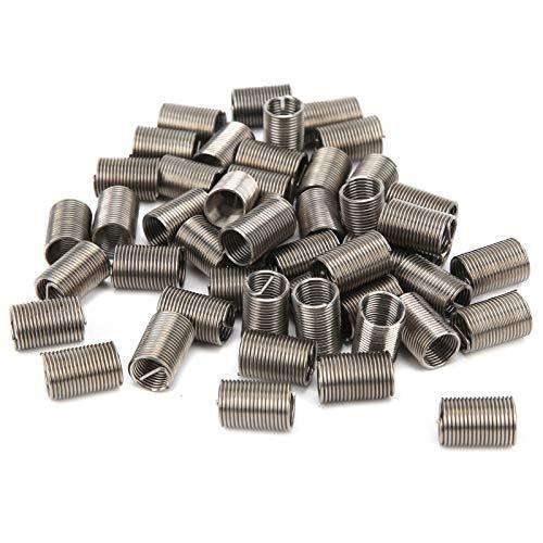 Mothinessto Reparación de agujeros de tornillo de 50 piezas para reparación de uso doméstico