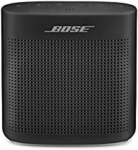 Parlante SoundLink Color con Bluetooth de Bose (Negro) talla única  Negro suave