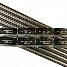 True Temper New Tour Issue Tour Concept 3-PW Steel Iron Shafts.355 Taper - Set of 8 Shafts
