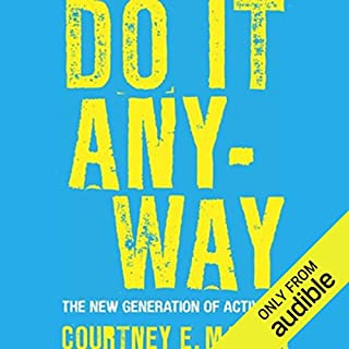 Do It Anyway  audiobook cover art